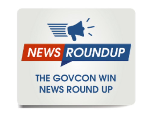 The GovCon Win News Round Up (August)