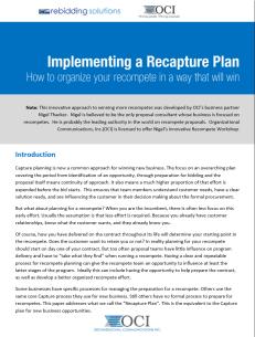 Implementing-Recapture-Plan