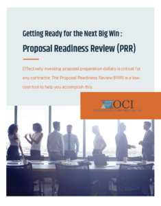 Proposal Readiness Review